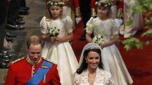10個關於Kate Middleton婚禮的有趣小知識