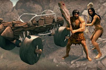 Saints Row 4 adds Stone Age DLC on Steam