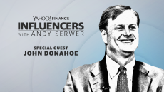 John Donahoe joins Influencers with Andy Serwer