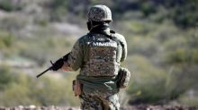 Mexico arrests 30 marines over disappearances in Tamaulipas