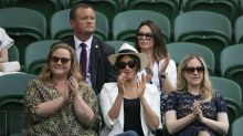 Revealed: One of Archie's godparents is Meghan's non-famous friend who turned up at Wimbledon