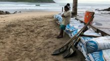 Hurricane Willa slams Mexico's Pacific coast