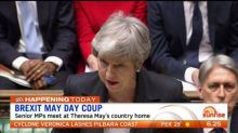 Theresa May's potential successors deny rumours of Cabinet coup