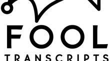 AstraZeneca PLC (AZN) Q1 2019 Earnings Call Transcript
