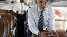 "You Can Now Wistfully Text Obama ""I Miss U"""