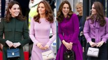 Kate Middleton's elegant go-to handbag is finally on sale