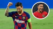 'It would be amazing to come up against Messi' - Greenwood hopes to welcome Man City-linked star to Premier League
