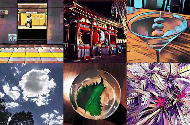 Prisma app improves photo quality and breaks out of the square