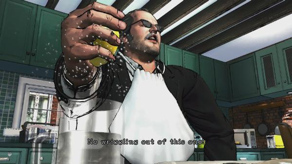 Deadly Premonition designer's D4 out on Xbox One tomorrow
