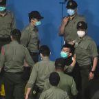 Hong Kong resumes court hearing for 47 democracy activists