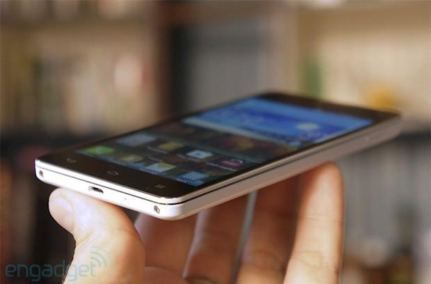 LG demos Optimus G TD-LTE prototype, promises LTE lineup for China Mobile