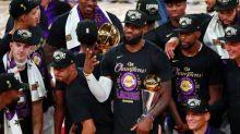 Basket - NBA - NBA: les finales de LeBron James en images