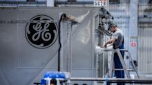 GE slides after price target slashed to $6