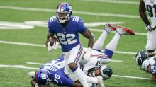 Former Giants RB Wayne Gallman signs with 49ers