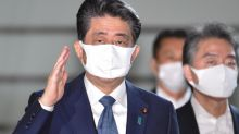 Japan's Abe reportedly set to resign for health reasons