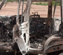 Niger attack: French aid workers among eight killed by gunmen