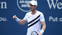 Murray eyeing improvement after winning return in Cincinnati