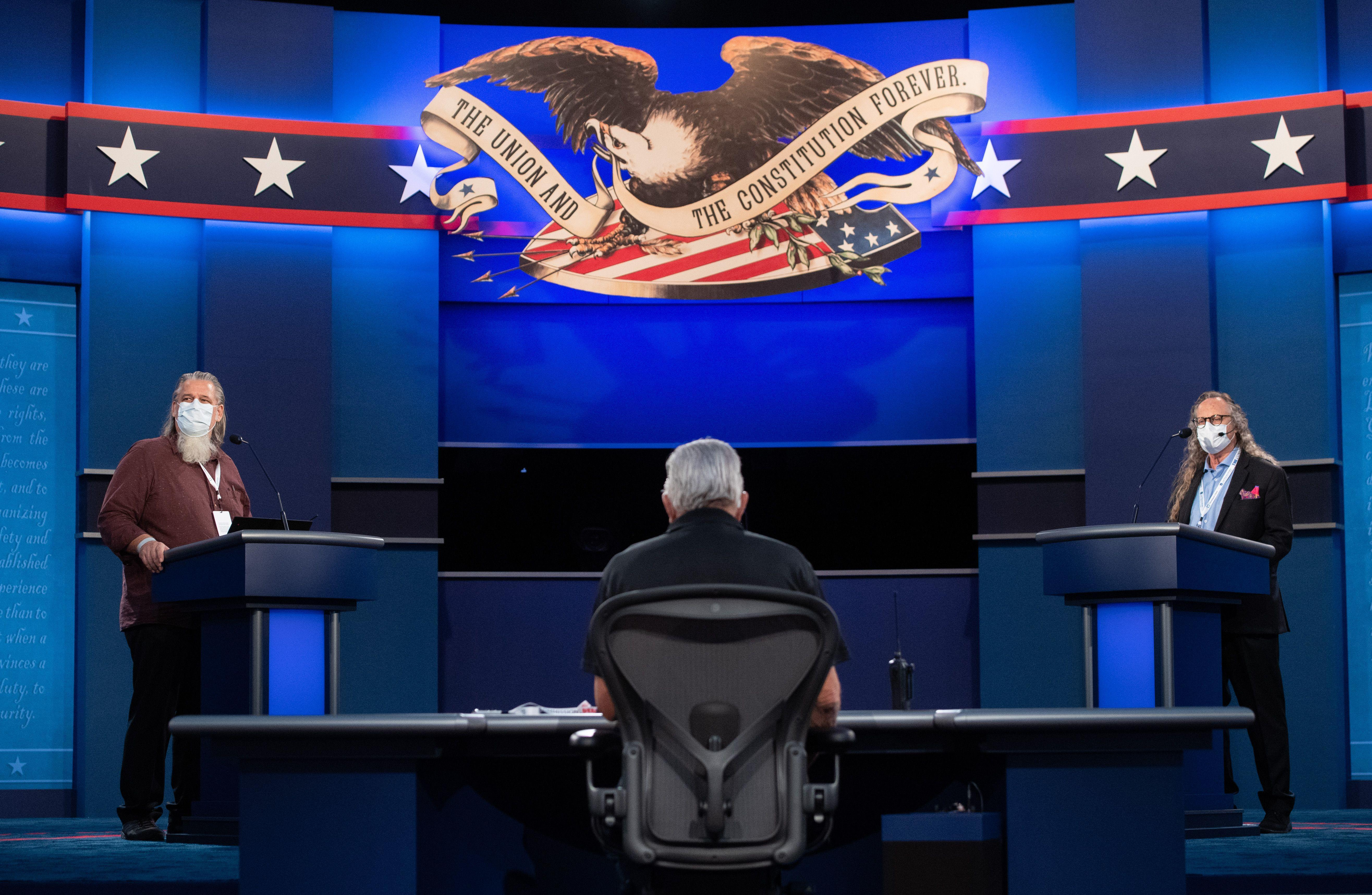 How to watch the first presidential debate between Trump and Biden