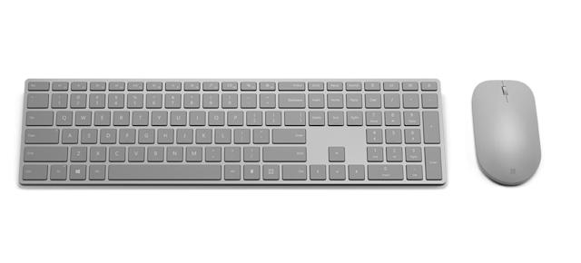 Microsoft's minimal Modern mouse and keyboard are now available