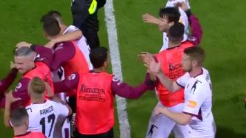 Benevento-Cittadella 0-3: serata storica per i veneti al Vigorito, finale conquistata