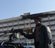US fatalities in Kabul hotel attack