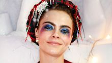Exclusive: This Is What Cara Delevingne Is Doing on Christmas Night