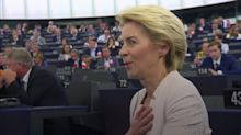 European Commission's new president confirmed by MEPs