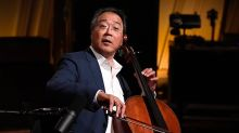 World-famous cellist Yo-Yo-Ma performs moving Bach piece to 'comfort' India during Covid crisis