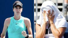 Aussie tennis star's five-year first gains sweet revenge on world No.9