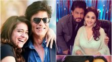 SRK on why Madhuri, Juhi and Kajol are not offered lead roles anymore!