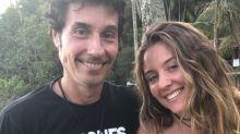 Dinho Ouro Preto celebra formatura da filha nos Estados Unidos: 'Morrendo de orgulho'