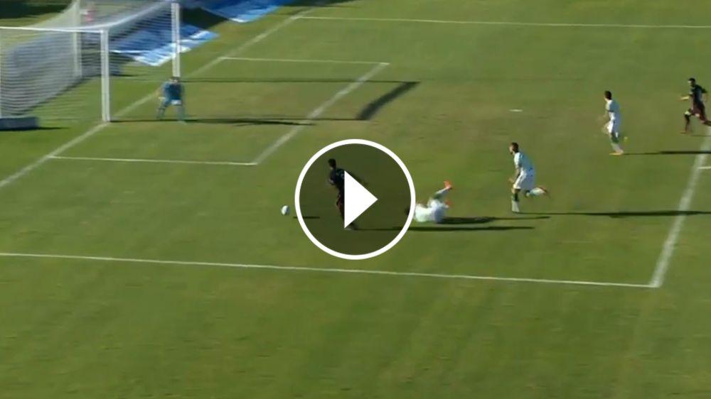 ¡Goles mellizos! Como Messi a Boateng, en Argentina