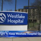 Kim Foxx joins legal fight to keep Westlake Hospital open in Melrose Park