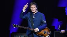 Sir Paul McCartney's home raided: Former Beatle's London mansion targeted by thieves