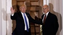 John Kelly, Trump's Homeland Security pick, gave a remarkable speech 4 days after his son died serving in Afghanistan