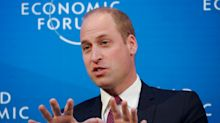 Prince William gets emotional at mental health panel