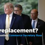 Trump weighs ousting Commerce Secretary Ross: NBC