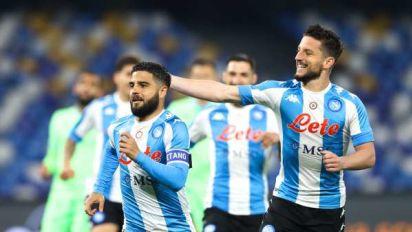 Naples assagit la Lazio au milieu de la foire