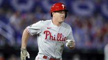 Hoskins hits 3-run double, Phillies beat Blue Jays 5-1