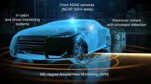 Ambarella Introduces CV22AQ Automotive Camera SoC for Advanced Driver Assistance Systems (ADAS)