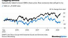 ABB Breakup Is Back on the Menu