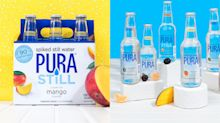 Alcoholic still water is here for those who want to drink without putting on weight