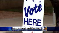 Denver Election Decides Mayor, City Council Seats