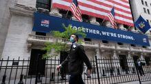 Stock market news live updates: Stock futures open slightly lower amid earnings, stimulus talks
