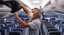 Covid-19: le risque de contamination en avion serait infime