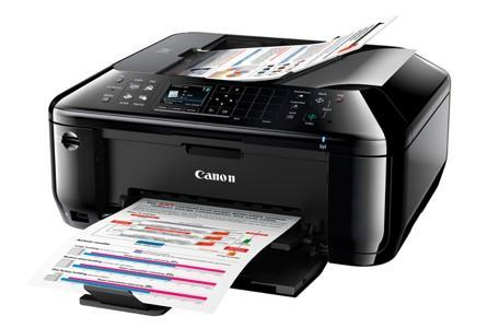 Canon introduces two new AirPrint inkjet printers