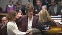 Deb Mell sworn in as 33rd Ward alderman, replaces retiring father Dick Mell
