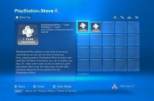 PlayStation Plus coming via PS3 firmware 3.40 (update: now available)