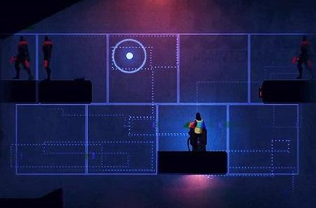 Shift the city's architecture in cyberpunk stealth platformer Interference