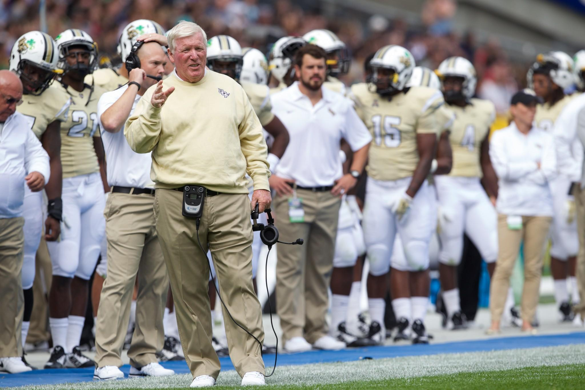 report george o leary is getting a statue at ucf